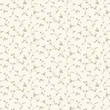 Pearl Floral Mini Wallcovering by York