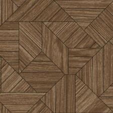 HO3370 Wood Geometric by York