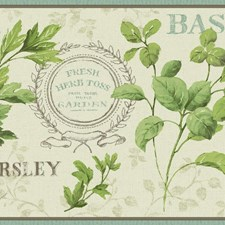 Botanical Wallcovering by York