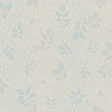 Dove Gray/Palest Aqua/Matt Soft Taupe Gray Branches Wallcovering by York