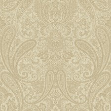 Beige Traditional Wallpaper Wallcovering by Brewster