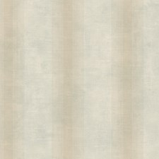 Palest Aqua/Putty Tan/Off White Stripes Wallcovering by York