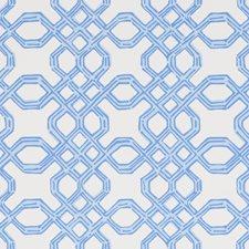 Tide Blue Print Wallcovering by Lee Jofa Wallpaper