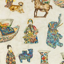 Lacquer Animal Wallcovering by Lee Jofa Wallpaper