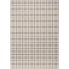 Dove/Mocha Wallcovering by Brunschwig & Fils