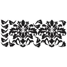 Black Room Décor Wallcovering by York