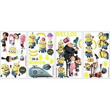 RMK2080SCS Despicable Me 2 by York