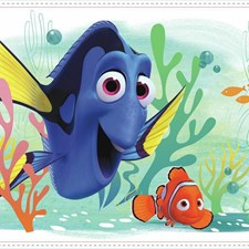 RMK3220GM Disney Finding Dory And Nemo Giant Wall Decal by York