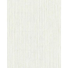 Off White Stripes Wallcovering by York