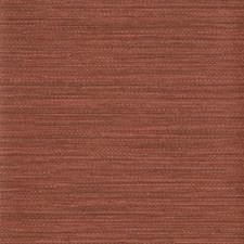 Reddish Orange/Brown Faux Grasscloth Wallcovering by York