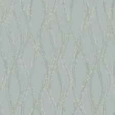 Cream/Grey/Gold Geometrics Wallcovering by York