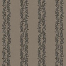 Taupe/Dark Taupe Stripes Wallcovering by York