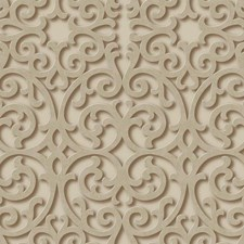 Beige/Pale Taupe/White Traditional Wallcovering by York