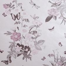 Blush Wallcovering by Clarke & Clarke