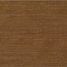Rust/Brown Texture Wallcovering by Kravet Wallpaper