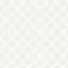 White Contemporary Wallcovering by Kravet Wallpaper
