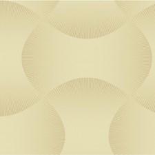 Beige/Gold Modern Wallcovering by Kravet Wallpaper