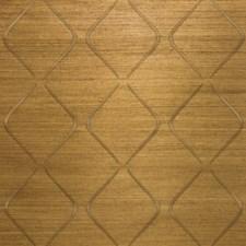 Brown/Gold Wallcovering by Kravet Wallpaper