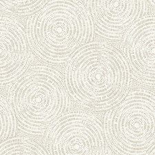 Metallic/Beige Modern Wallcovering by Kravet Wallpaper