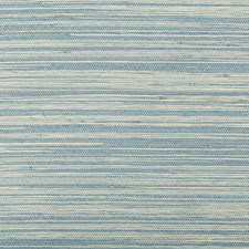 Blue/Spa Solid Wallcovering by Kravet Wallpaper