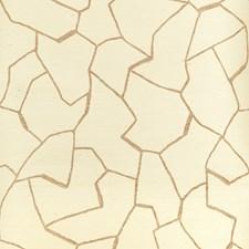Ivory/Yellow Modern Wallcovering by Kravet Wallpaper