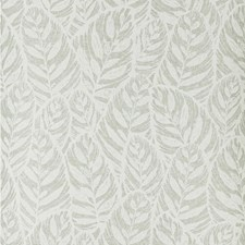 Sage/White Botanical Wallcovering by Kravet Wallpaper