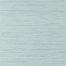 Light Blue/Turquoise/Green Texture Wallcovering by Kravet Wallpaper