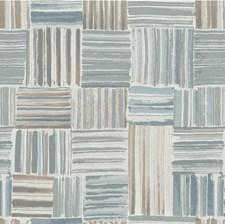 Slate/Blue Abstract Wallcovering by Kravet Wallpaper