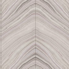 Pink/Beige/Grey Modern Wallcovering by Kravet Wallpaper