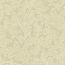 Burlap/Cream Traditional Wallcovering by York