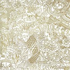 Or Wallcovering by Scalamandre Wallpaper