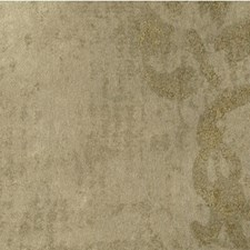 Bronze Damask Wallcovering by Winfield Thybony