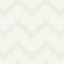 Pearl/White Chevron Wallcovering by York