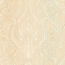 Light Sienna Wallcovering by Scalamandre Wallpaper