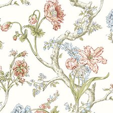 Countryside Wallcovering by Scalamandre Wallpaper