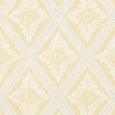 Yellow Wallcovering by Scalamandre Wallpaper
