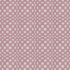 Rose Quartz Geometric Wallcovering by Winfield Thybony