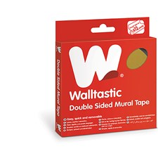 WT40748 Double Sided Mural Tape by Brewster