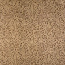 Rose Gold/Bronze Damask Wallcovering by York