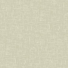Beige/White Weaves Wallcovering by York